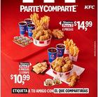 Cupón KFC ( 9 días más )