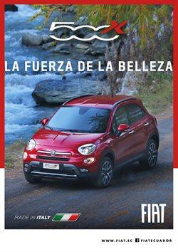 Ofertas de Fiat  en el folleto de Quito