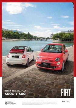 Ofertas de Carros, Motos y Repuestos en el catálogo de Fiat ( Más de un mes)