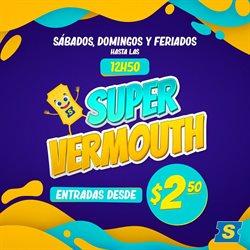 Ofertas de Viajes y Ocio en el catálogo de Supercines en Quito ( 13 días más )