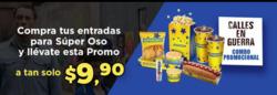 Cupón Supercines en Quito ( 13 días más )