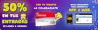Cupón Supercines en Riobamba ( 17 días más )