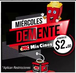 Cupón Mis Cines en Cuenca ( Más de un mes )
