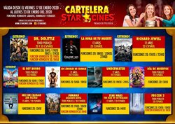 Ofertas de Star Cines  en el folleto de Quito
