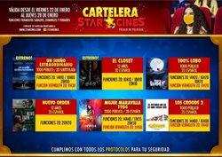 Ofertas de Viajes y Ocio en el catálogo de Star Cines en Buena Fé ( Caduca mañana )