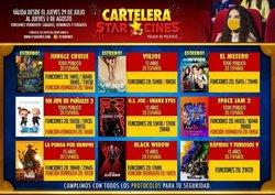 Ofertas de Viajes y Ocio en el catálogo de Star Cines ( Vence mañana)