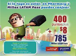 Ofertas de Viajes y Ocio  en el folleto de Latam en Quito