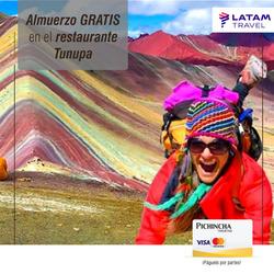 Ofertas de Latam  en el folleto de Quito