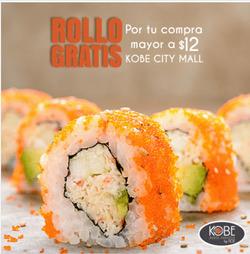 Ofertas de Kobe Sushi Express  en el folleto de Quito