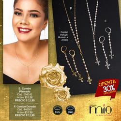 Ofertas de Mío  en el folleto de Quito