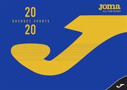 Ofertas de Deporte en el catálogo de Joma en Milagro ( Más de un mes )