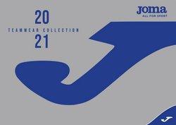 Catálogo Joma ( Más de un mes)