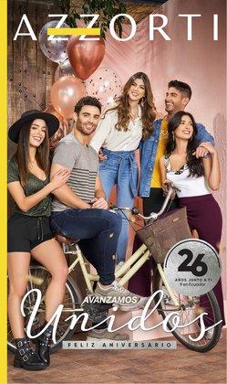 Catálogo Azzorti ( 23 días más)