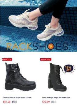Ofertas de Rack Shoes en el catálogo de Rack Shoes ( 16 días más)