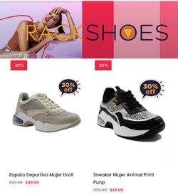 Ofertas de Rack Shoes en el catálogo de Rack Shoes ( 4 días más)