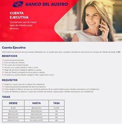 Ofertas de Banco del Austro en el catálogo de Banco del Austro ( 24 días más)