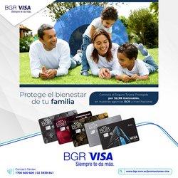 Ofertas de Bancos en el catálogo de BGR ( Publicado hoy)