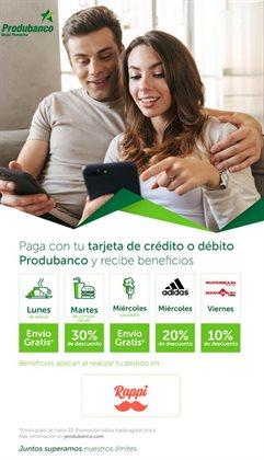 Catálogo Banco Produbanco ( 9 días más )