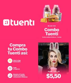 Ofertas de Tuenti en el catálogo de Tuenti ( 5 días más)