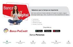 Catálogo Banco Procredit ( 22 días más)