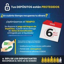 Ofertas de Bancos en el catálogo de Banco Procredit ( 24 días más)