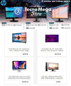 Ofertas de Tecnología y Electrónica en el catálogo de tecnomega en Latacunga ( 3 días publicado )