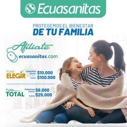 Ofertas de Salud y Farmacias en el catálogo de ecuasanitas ( Más de un mes)