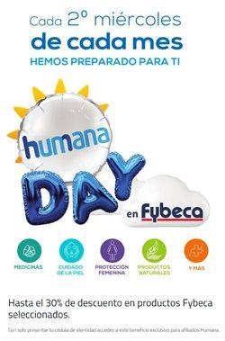 Ofertas de Salud y Farmacias en el catálogo de humana en Riobamba ( Caduca mañana )