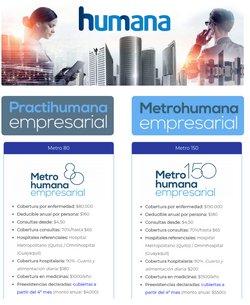 Ofertas de Salud y Farmacias en el catálogo de humana ( Más de un mes)