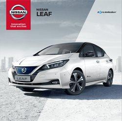 Catálogo Nissan ( Más de un mes )