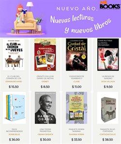 Ofertas de Supermercados en el catálogo de Mr Books en Manta ( 12 días más )