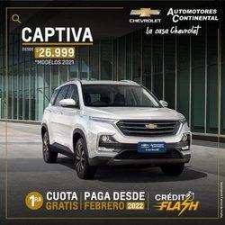 Ofertas de Carros, Motos y Repuestos en el catálogo de Automotores Continental ( 3 días más)