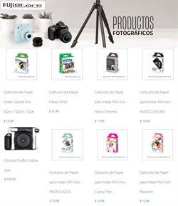 Catálogo Fujifilm ( Más de un mes )