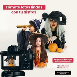 Ofertas de Fujifilm en el catálogo de Fujifilm ( 5 días más)
