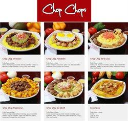 Catálogo Chop Chops ( Más de un mes )