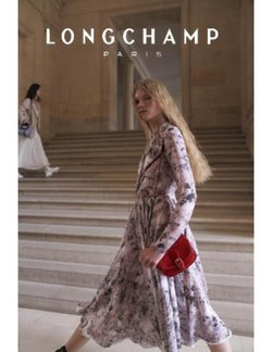 Ofertas de Longchamp en el catálogo de Longchamp ( 11 días más)