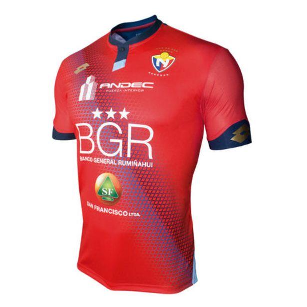 Oferta de Camiseta Club Nacional  Lotto para Hombre (119NJ) por 45,9€