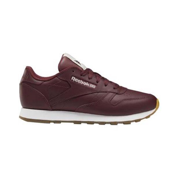Oferta de Zapato Reebok Moda Classic Leather Mujer (ZRBK.7102) por 104,9€