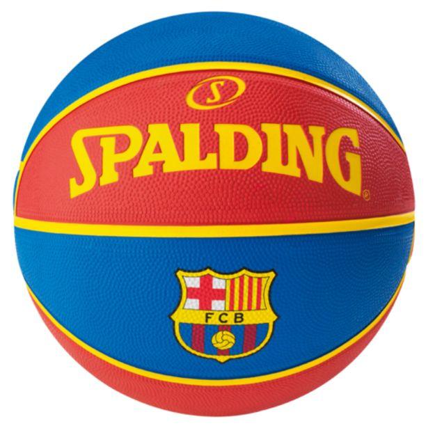 Oferta de Balón de Básketball Spalding Barcelona (SPA-83117) por 16,8€