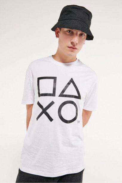 Oferta de Camiseta manga corta licencia de Play Station por 25900€