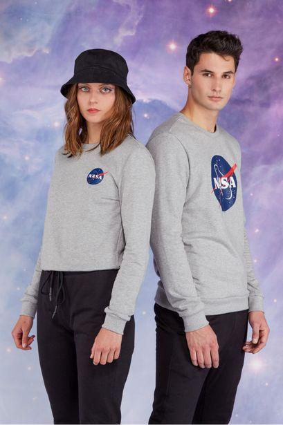 Oferta de BUZO NASA UNICOLOR por 29900€