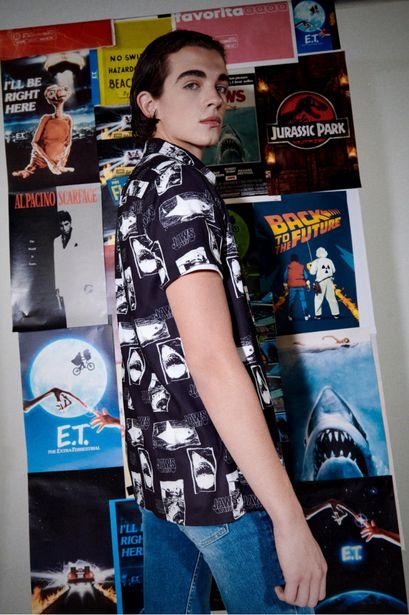 Oferta de Camisa estampada Jurassic Park por 69900€