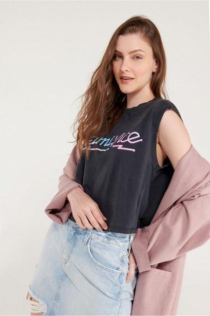 Oferta de Camiseta sin mangas, estampado de Miami Vice. por 25900€