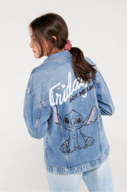 Oferta de Chaqueta denim Lilo & Stitch por 109900€