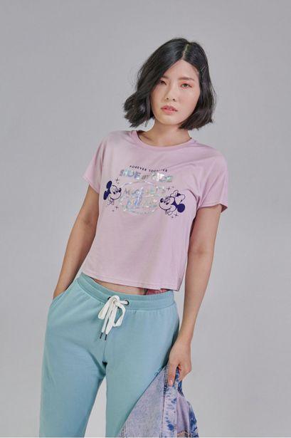 Oferta de Camiseta estampada manga corta Minnie por 25900€