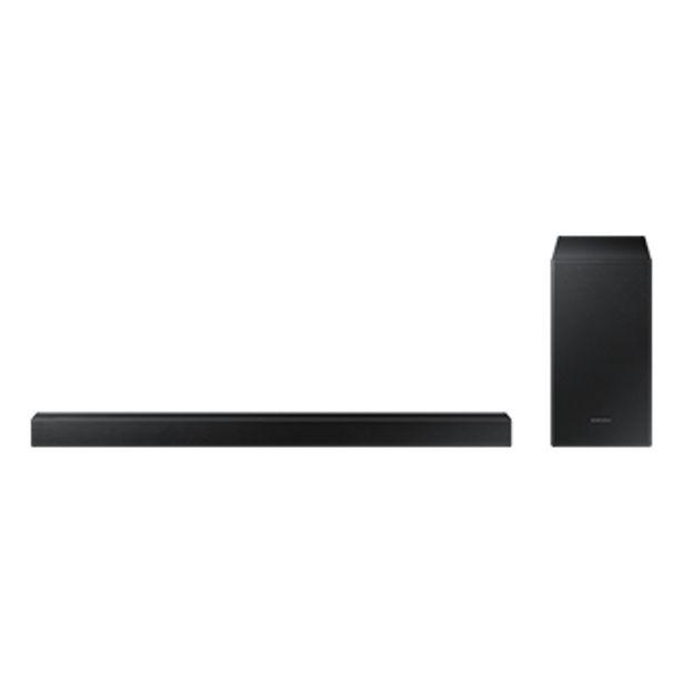 Oferta de Soundbar HW-T450 2.1ch 200W por 169€