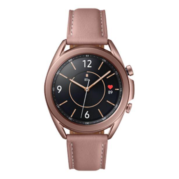 Oferta de Galaxy Watch3 Bluetooth (41mm) por 349€