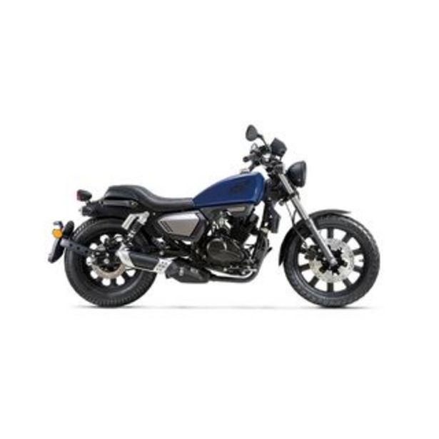 Oferta de Keeway - Moto Street K Light 202    2021 Azul por 2990€