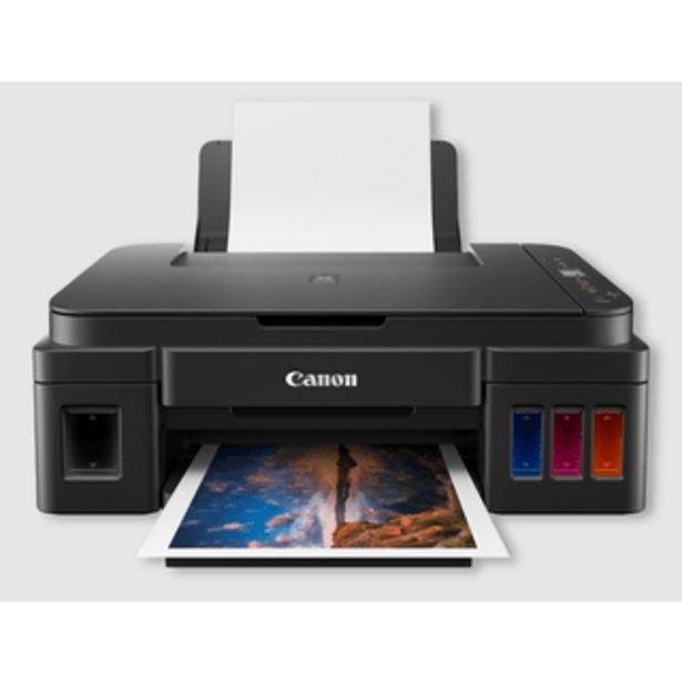 Oferta de Canon - Impresora Multifuncion MFP G2110 por 200€