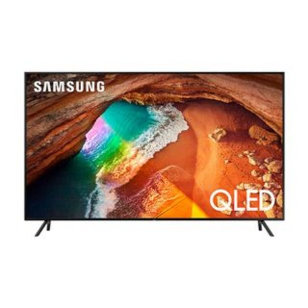"Oferta de Samsung - Televisor Smart QN82Q60TAPXPA 82"" | UHD por 2868,82€"